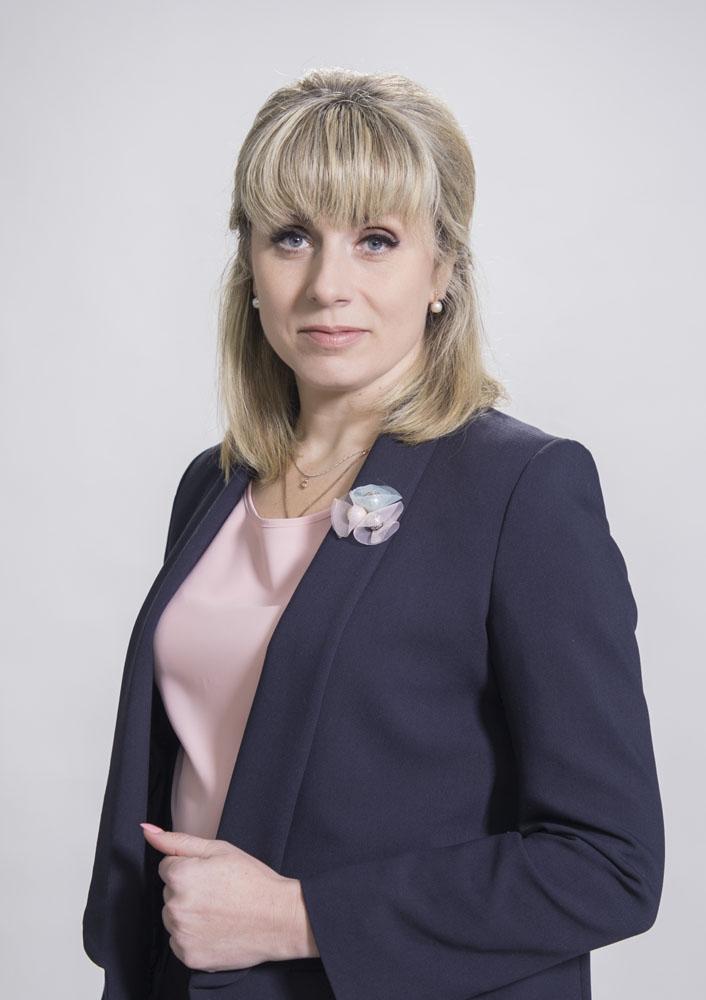 Владимирова Лариса Алексеевна
