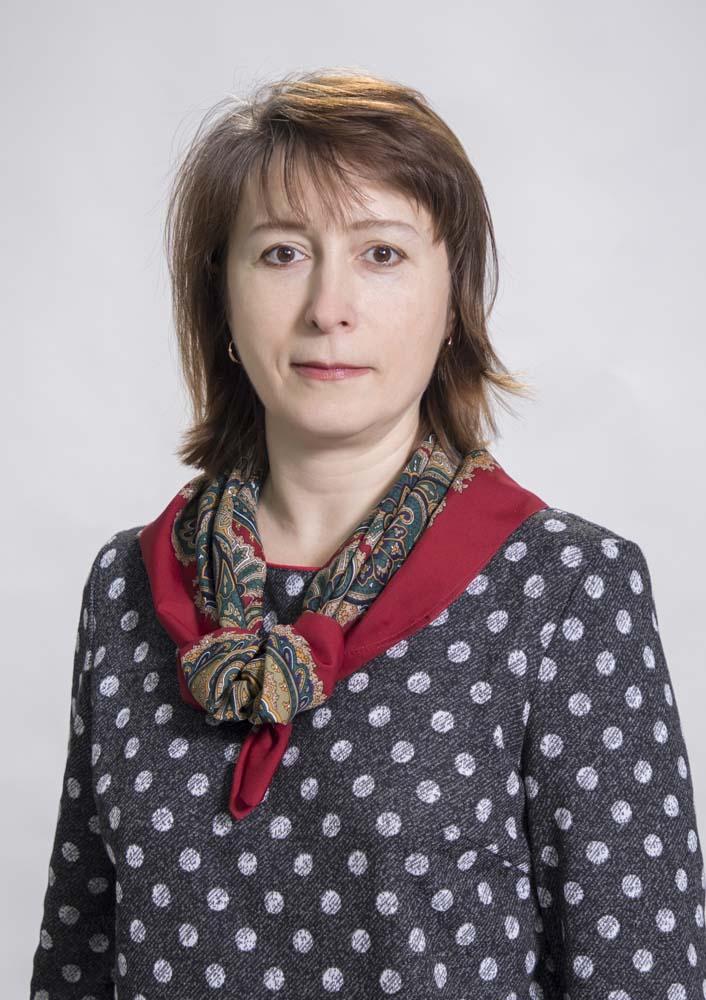 Глембовская Ольга Николаевна
