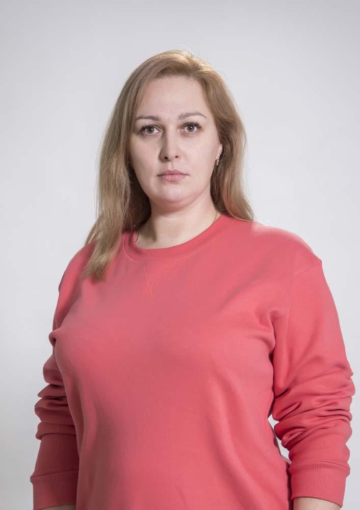 Димухаметова Дарья Александровна