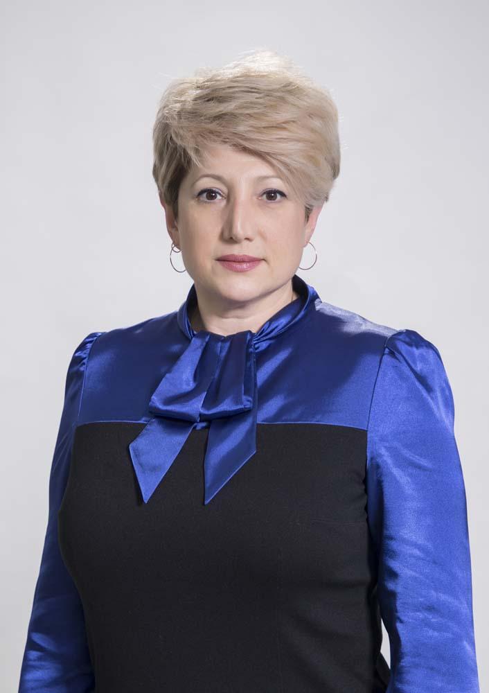 Казанская Галина Викторовна