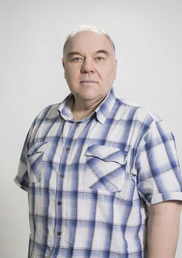 Корнилов Николай Сергеевич