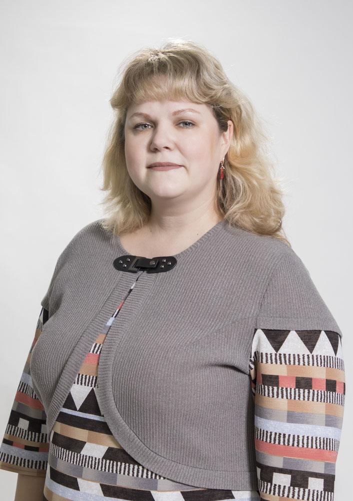 Луцкая Татьяна Юрьевна