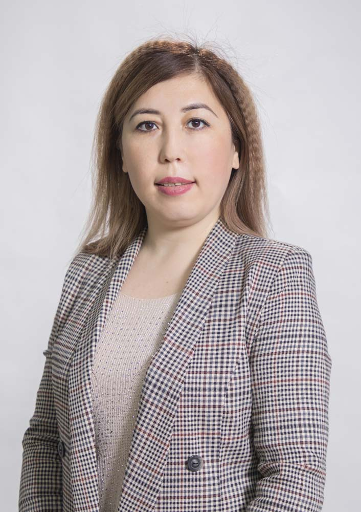 Османова Алина Зарифуллаевна