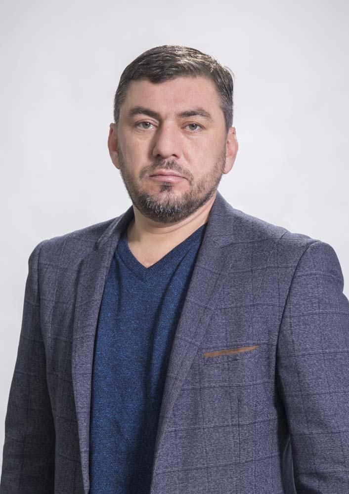 Сакалов Тимур Хажбикарович