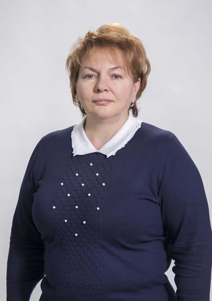 Ткаченко Елена Валентиновна
